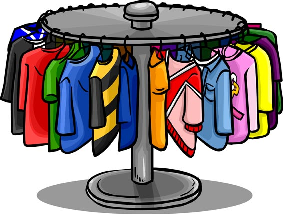 Sell clothing online for free