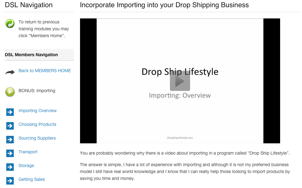dropship-lifestyle-importing