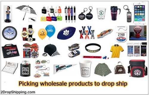Picking wholesale products to drop ship for Drop shipping jewelry business