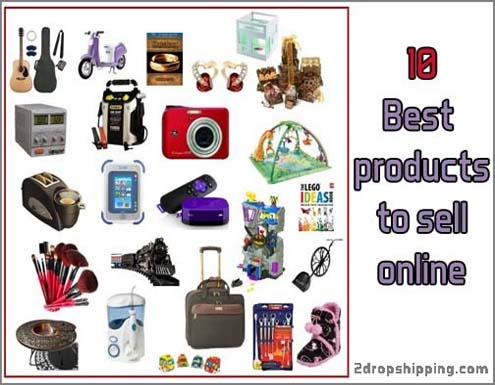 10 Best products to sell online