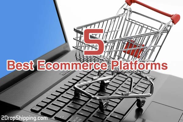 5 Best Ecommerce Platforms