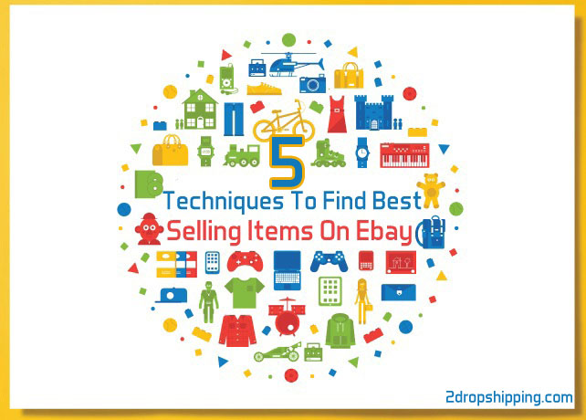 5 Techniques To Find Best Selling Items On Ebay