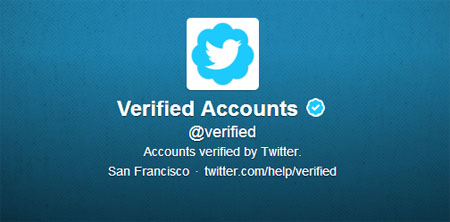 HOW TO VERIFY YOUR TWITTER ACCOUNT